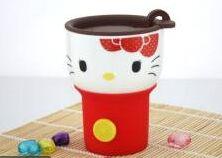 Керамическая кружка : Hello Kitty