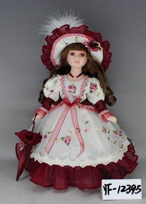 Кукла коллекционная сувенирная  YF-12395 (1/12)