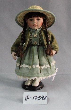 Кукла коллекционная сувенирная  YF-12592 (1/12)