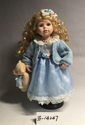 """Кукла коллекционная сувенирная YF-14247/15"""" (1/12)"""
