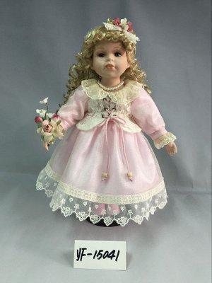 Кукла коллекционная сувенирная  YF-15041 (1/12)