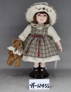 Кукла коллекционная сувенирная YF-12455 (1/12)