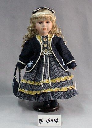 Кукла коллекционная сувенирная YF-161114 (1/12)