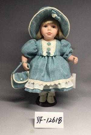 Кукла коллекционная сувенирная YF-12618 (1/12)