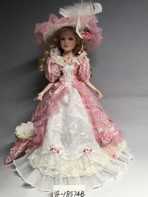 Кукла коллекционная сувенирная YF-18574B (1/12)