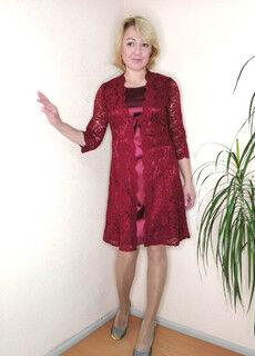 Модель 726-1 / Платье