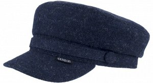 Картуз/22 Верх - пальтовая ткань: 50% шерсть, 30% полиэстер, 20% акрил; подкладка - хлопок 100%