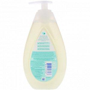 Johnson & Johnson, Cottontouch, Newborn Wash & Shampoo, 13.6 fl oz (400 ml)