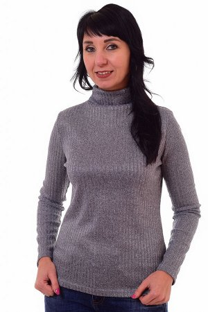 *Водолазка женская Ф-3-18а (серый)