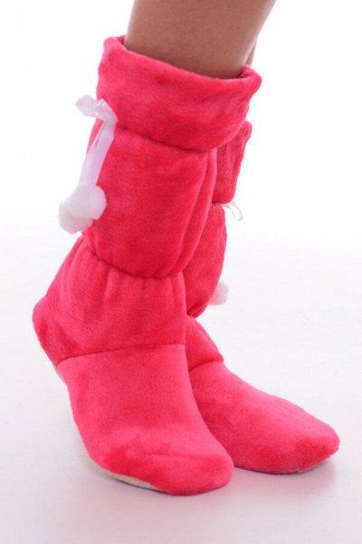Новое Кимоно - Трикотаж для всей семьи  — Носочки домашние — Тапочки