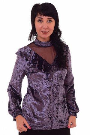 *Джемпер женский Ф-2-13г (фиолетовый)