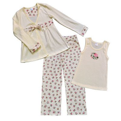 Распродажа OLLA  для мам и детей - 45 — Пижамы и сорочки для МиД — Одежда