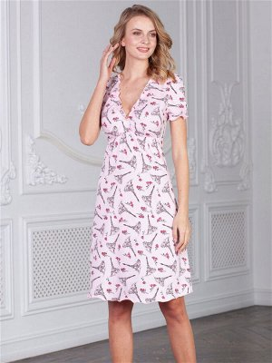 Сорочка Kelly Париж  (100% хлопок)