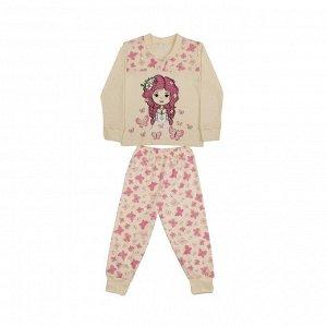 ПЖ-1815 Пижама для девочки