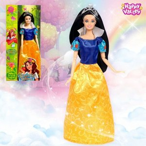 Кукла модель «Сказочная принцесса. История о заколдованном яблоке», шарнирная