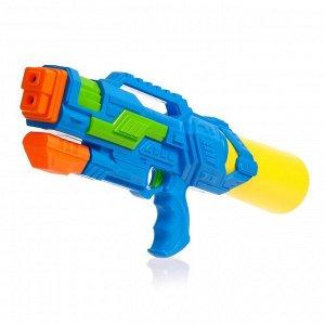 Водный пистолет «Рейнджер», с накачкой, 60 см, цвета МИКС