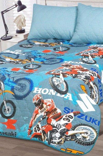 Яркий Трикотаж для всей семьи 57! — Для дома. Текстиль для спальни. Покрывала — Покрывала