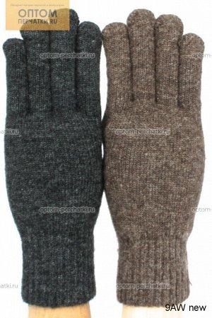 Перчатки мужские вязаные утепленные