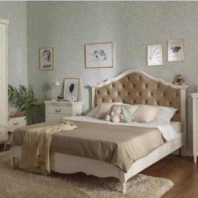 Мебель из 🌲Карельской Сосны🌲 №39  — Мягкая кровати — Спальня и гостиная