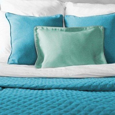Бамбуковый Sale! -30% на классные подушки! — Лебяжий пух тик — Спальня и гостиная