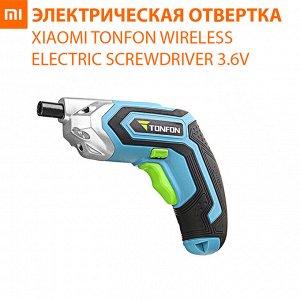 Электрическая отвертка Xiaomi Tonfon Wireless Electric Screwdriver 3.6V