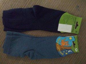 Две пары классических носков для мальчика