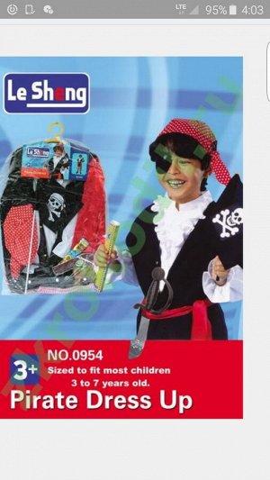 Карнавальный костюм Пират до 6 лет
