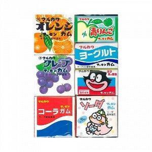 MARUKAWA  ж/р Ассорти из 7 вкусов, 36,6 г.,картонная коробка 15шт