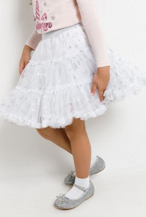 Юбка детская для девочек Michigan белый