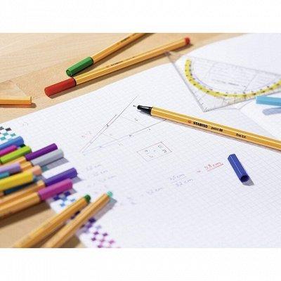 Art Идея. Вся палитра красок и товаров для творчества. — Капиллярные ручки и фломастеры для рисования — Домашняя канцелярия