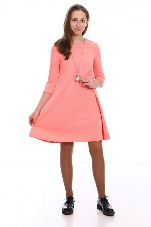 Платье Характеристики: Состав- пэ; Материал: трикотажное полотно Красивое платье, расклешенного силуэта. Подойдет на любую фигуру. В нем Вы будете чувствовать себя стильно и комфортно