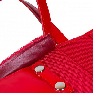 Набор женский в сумке из натуральной кожи «Леди» (2 персоны)