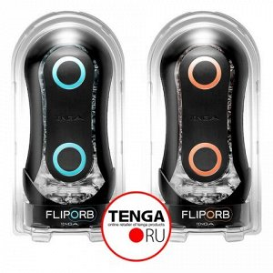 Tenga flip orb strong blue rush