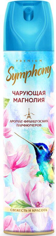 Освежитель воздуха Symphony «Чарующая магнолия» («charm magnolia») 300 см3