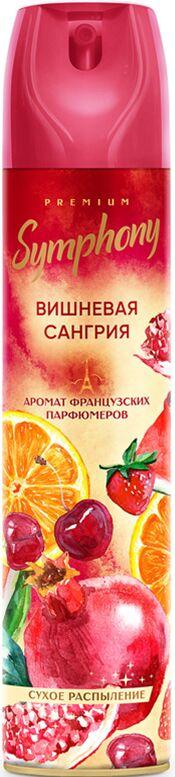 Освежитель воздуха Symphony - «Вишневая сангрия» («cherry sangria») 300 см3
