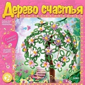 Набор ДТ Создай Дерево счастья Яблоня в цвету Дер-001 Lori