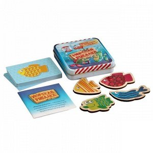Игра настольная карточная Морская рыбалка 02902