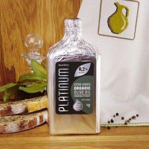 Оливковое масло olivi platinum нефильтрованное, греция, ст.бут., 500мл