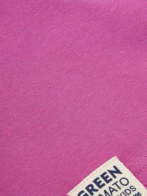 *Джемпер (водолазка) (98-122см) UD 6707(5)лиловый