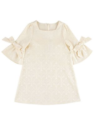 Платье (128-146см) UD 6936(1)кремовый