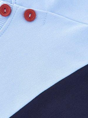 Джемпер Состав: Футер двунитка 30/20, 95% хлопок, 5% лайкра Кардная пряжа 250 г/м2 Отделка: ластичное полотно 30/1, 95% хлопок, 5% лайкра Доп. полотно: текстиль (клетка) Описание: Джемпер с пуговками