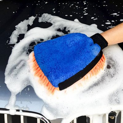 Автомагазин: все для Вашего мото🏍️ и авто🚙-2 — Губки и варежки для мытья — Аксессуары