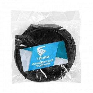 Шторки солнцезащитные TORSO для авто, на присосках, 44 х 37 см, набор 2 шт