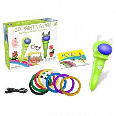 ❤Хиты!★Самые популярные игрушки!★ — 3D Ручки — Для творчества