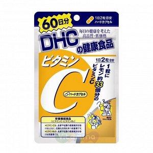 DHC Витамин С 1000 мг, на 60 дней, капсулы