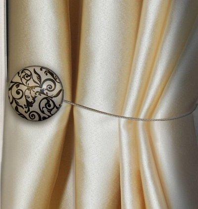 Польские скатерти, шторы и тюль. Качество! Стиль! Дизайн!    — Клипсы для штор — Аксессуары для штор