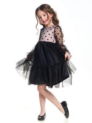 Платье (98-122см) UD 6966(1)черный