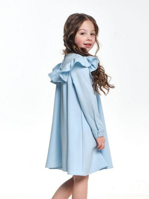 Платье (128-146см) UD 6951(2)голубой