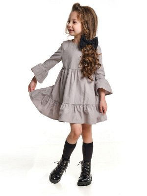 Платье, UD 6943 серый