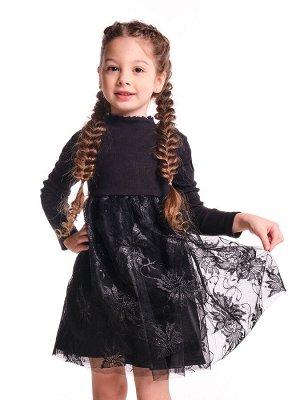 Платье (92-116см) UD 6232(1)черный